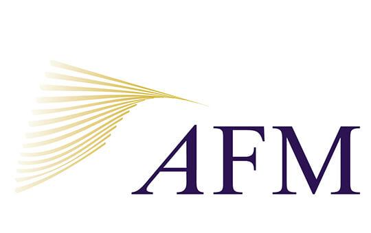AFM-logo – Auditz.nl